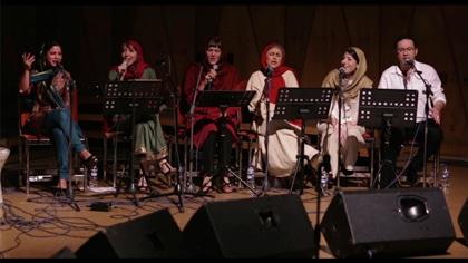 No Land's Song le concert