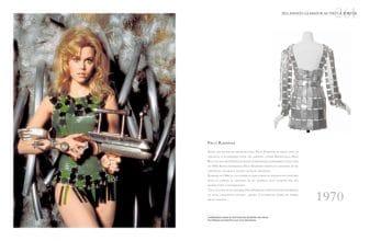 Fashion & Cinéma-Jane Fonda et Paco Rabanne