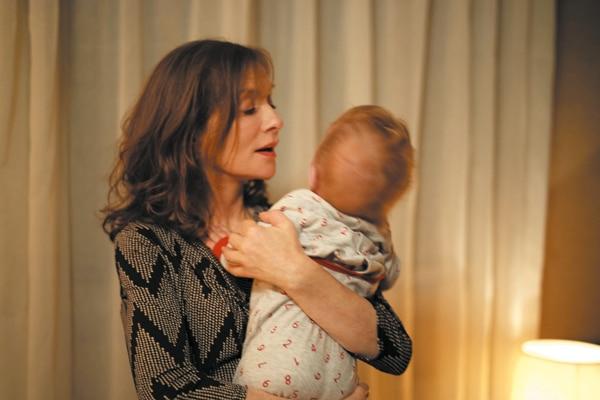 Isabelle Huppert dans L'Avenir