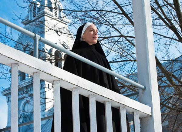 Céline Bonnier dans La passion d'Augustine