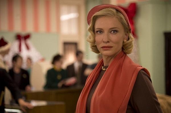 Cate Blanchett dans Carol de Todd Haynes