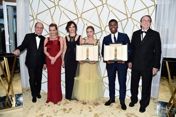 Trophees Chopard - Festival de Cannes 2016