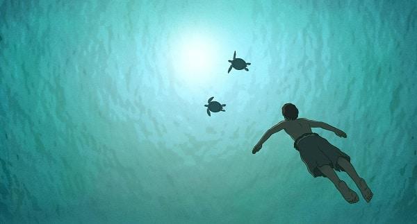 La tortue rouge de Michael Dudok de Wit
