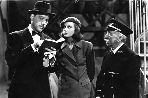 Greta Garbo dans Ninotchka - les choix de Madeleine Morgenstern