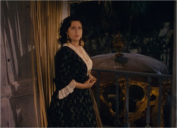 Anna Magnani dans Le carrosse d'or de Jean Renoir - les choix de Madeleine Morgenstern