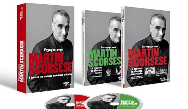 Les voyages de Martin Scorsese dans le cinéma américain et italien