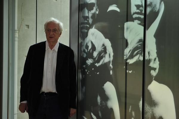 Bertrand Tavernier dans Voyage dans le cinéma français