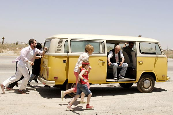 Little Miss Sunshine -Les tops d'Iciar Bollain