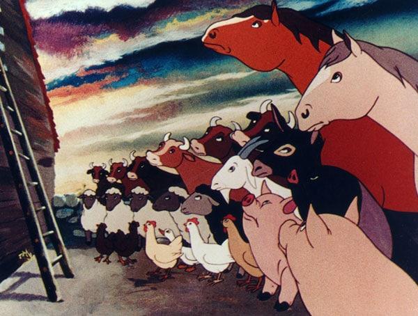 La ferme des animaux - Cine-Woman