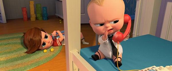 Baby boss - Cine-Woman