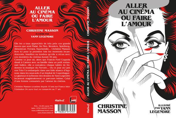 Aller au cinéma ou faire l'amour de Christine Masson - Cine-Woman