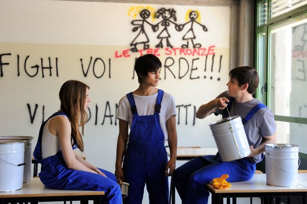 One kiss d'Ivan Cotroeno - Cine-Woman
