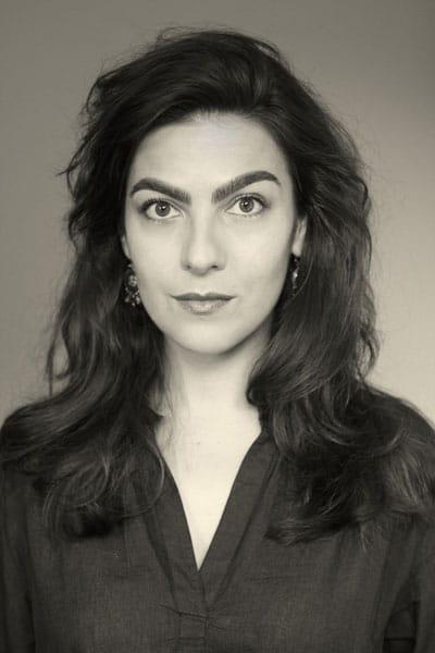 Maryam Goormaghtigh - Cine-Woman