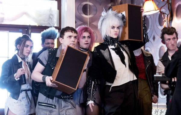 How to talk to girls at parties? de John Cameron Mitchell - Cine-Woman