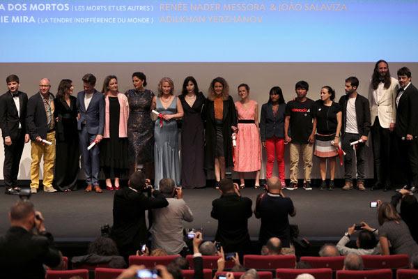 Palmarès 2018 - 71e Festival de Cannes - Cine-Woman
