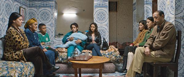 Sofia de Meryem Benm' Barek - Cine-Woman