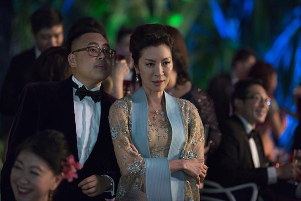 Crazy rich asians de Jon M. Chu - Cine-Woman