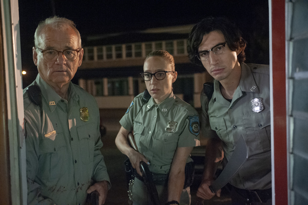 The dead don't die de Jim Jarmusch - Cannes 2019 - Cine-Woman