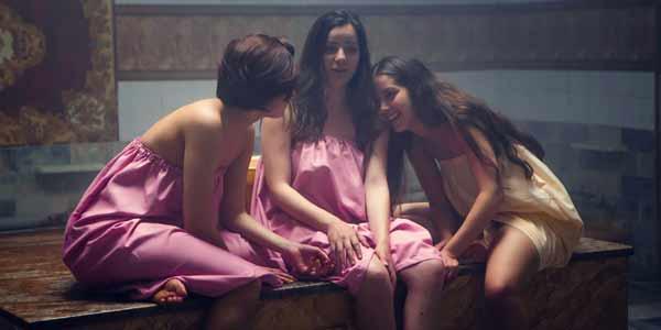 L'interview de Mounia Meddour- Papicha - Cine-Woman
