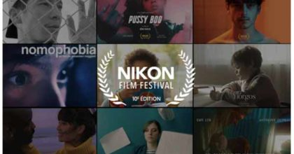 Le palmarès du 10e Nikon Film Festival