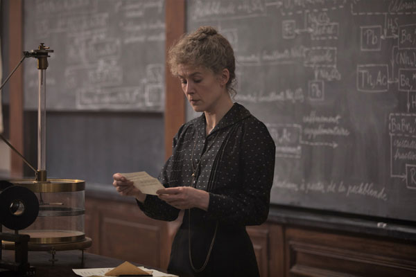 Radioactive de Marjane Satrapi - Cine-Woman