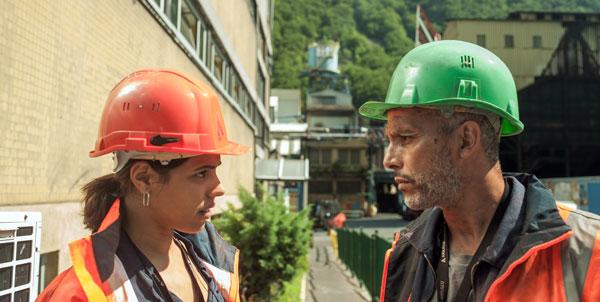 Rouge de Farid Bentoumi - Cine-Woman