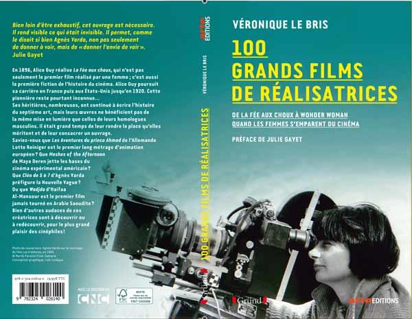 100 grands films de réalisatrices de Véronique Le Bris - Cine-Woman
