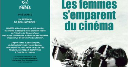 Les femmes s'emparent du cinéma