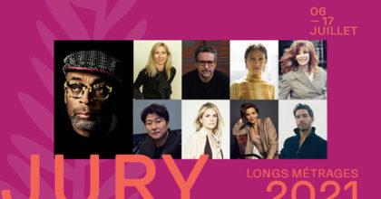 Les jurys du 74e Festival de Cannes