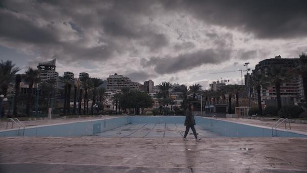 Face à la mer d'Ely Dagher - Cine-Woman